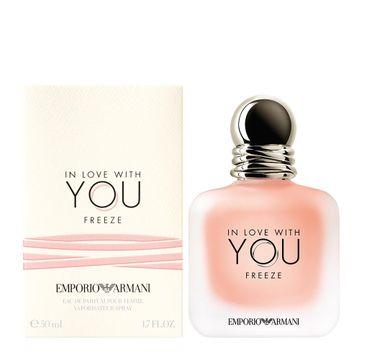 Giorgio Armani In Love With You Freeze woda perfumowana spray (50 ml)
