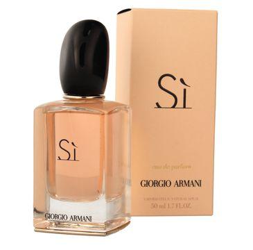 Giorgio Armani Si woda perfumowana dla kobiet 50 ml