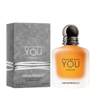 Giorgio Armani Stronger With You Freeze woda toaletowa spray (50 ml)