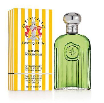 Giorgio Beverly Hills – Giorgio For Men woda toaletowa spray (118 ml)