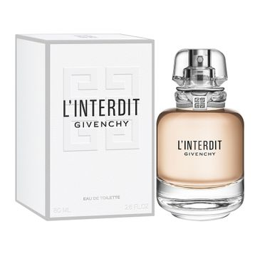Givenchy L'interdit woda toaletowa spray (80 ml)