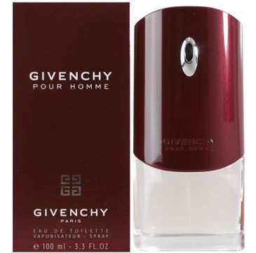 Givenchy Pour Homme woda toaletowa spray 100ml