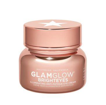 GlamGlow Brighteyes Illuminating Anti-Fatigue Eye Cream rozÅ›wietlajÄ…cy krem pod oczy 15ml