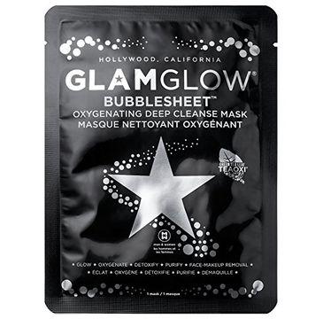 GlamGlow Bubblesheet Mask maseczka nawilżająca 1szt.