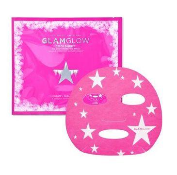 GlamGlow Coolsheet™ No-Drip Hydrating Mask nawilżająca maska w płachcie