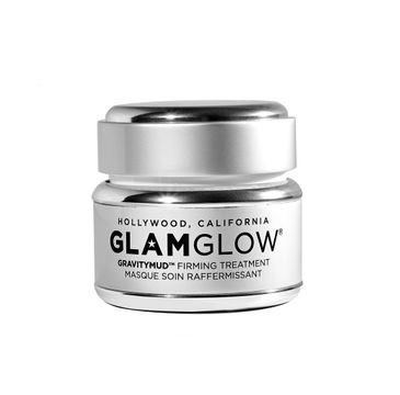GlamGlow Gravitymud Firming Treatment maseczka ujędrniająca Black Glitter 50g