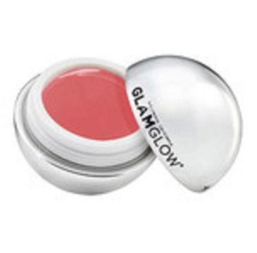 GlamGlow Poutmud Wet Lip Balm Treatment pielęgnujący balsam do ust Kiss&Tell 7g