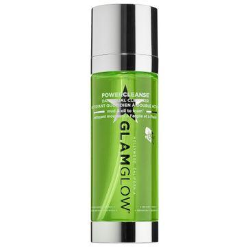 GlamGlow Powercleanse Daily Dual Cleanser podwójnie oczyszczająca pianka do mycia twarzy 150ml