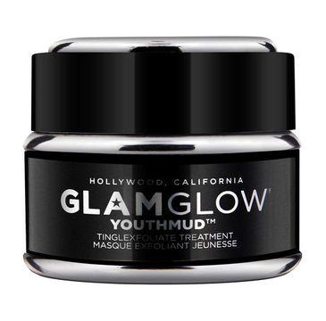 GlamGlow Youth mud Tinglexfoliate Treatment eksfoliująca maseczka do twarzy 50g