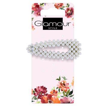 Glamour Spinka do włosów z perełkami duża (1 szt.)