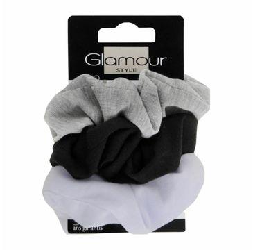 Glamour – Zawijka do włosów Mix (3 szt.)