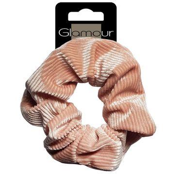 Glamour – Zawijka do włosów Pudrowy Róż (1 szt.)