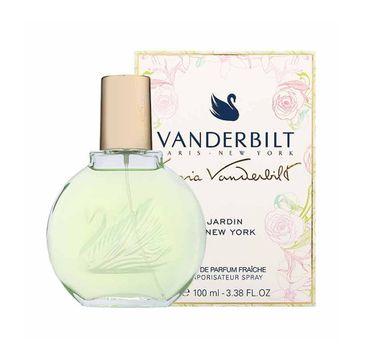 Gloria Vanderbilt Jardin A New York woda perfumowana spray (100 ml)