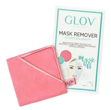 Glov Mask Remover Effortless Beauty – rękawiczka do zmywania masek kosmetycznych (1 szt.)