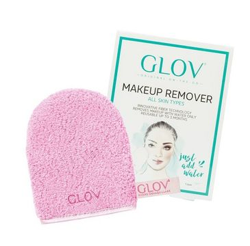 Glov On-The-Go Makeup Remover – rękawiczka do demakijażu Cozy Rose (1 szt.)