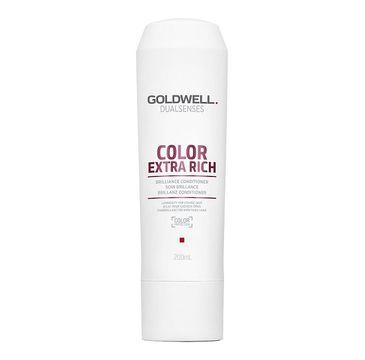 Goldwell Dualsenses Color Extra Rich Brilliance Conditioner nabłyszczająca odżywka do włosów farbowanych 200ml