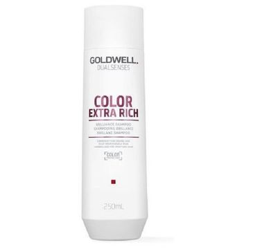 Goldwell Dualsenses Color Extra Rich Brilliance Shampoo szampon nabłyszczający do włosów farbowanych 250ml