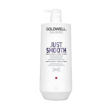 Goldwell Dualsenses Just Smooth Taming Conditioner wygładzająca odżywka do włosów 1000ml