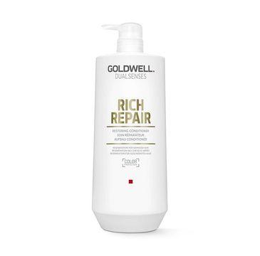 Goldwell Dualsenses Rich Repair Restoring Conditioner odbudowująca odżywka do włosów 1000ml