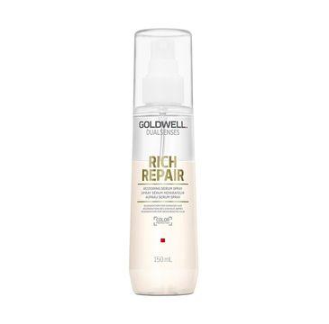 Goldwell Dualsenses Rich Repair Restoring Serum Spray dwufazowe serum w sprayu do włosów zniszczonych 150ml