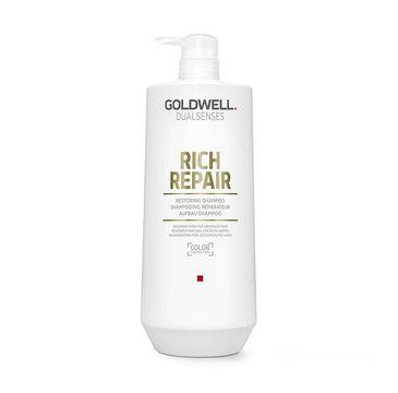 Goldwell Dualsenses Rich Repair Restoring Shampoo odbudowujący szampon do włosów 1000ml