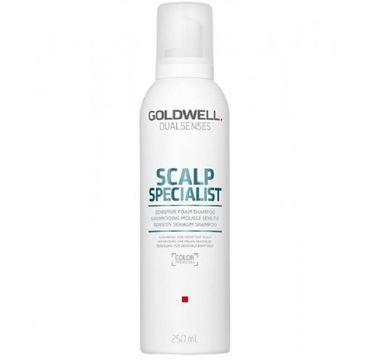 Goldwell Dualsenses Scalp Specialist Sensitive Foam Shampoo szampon w piance do wrażliwej skóry głowy 250ml