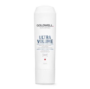 Goldwell Dualsenses Ultra Volume Bodifying Conditioner odżywka zwiększająca objętość włosów (200 ml)