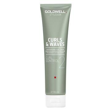 Goldwell – Stylesign Curls & Waves Moisturizing Curl Cream nawilżający krem do włosów kręconych (150 ml)