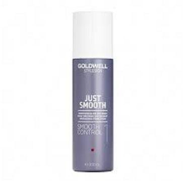 Goldwell Stylesign Just Smooth Smoothing Blow Dry Spray wygładzający spray do suszenia włosów 200ml