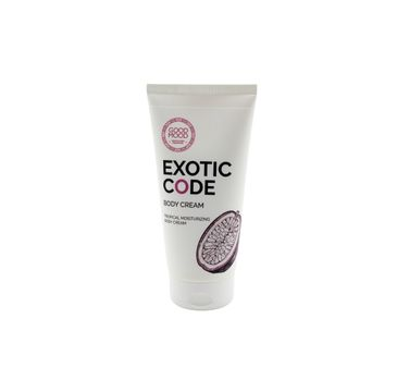 Good Mood krem do ciała do skóry suchej i normalnej nawilżający Exotic Code (150 ml)