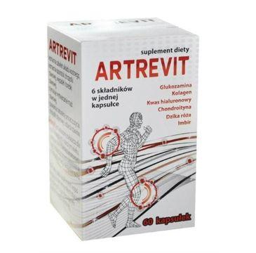 Gorvita Artrevit suplement diety 60 kapsułek