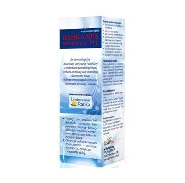 Gorvita Rabka Spa Minerale Żel żel dermatologiczny do ochrony skóry suchej i wrażliwej 200ml