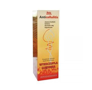 Gorvita Żel Anticellulitis wyszczuplająco i ujędrniający 200ml