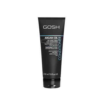 Gosh Argan Oil Conditioner odżywka do włosów z olejem arganowym (230 ml)