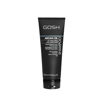 Gosh Argan Oil Shampoo szampon do włosów z olejem arganowym (230 ml)