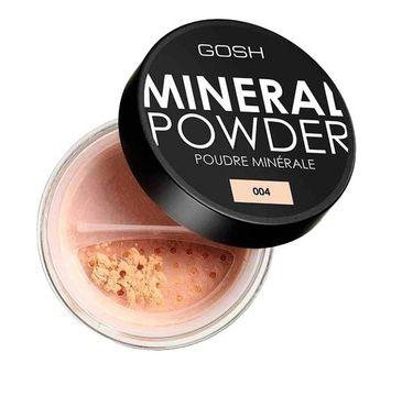 Gosh – Mineral Powder puder mineralny 004 Natural (8 g)