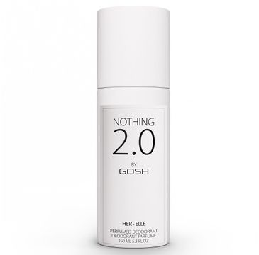 Gosh – Nothing 2.0 Her dezodorant spray (150 ml)
