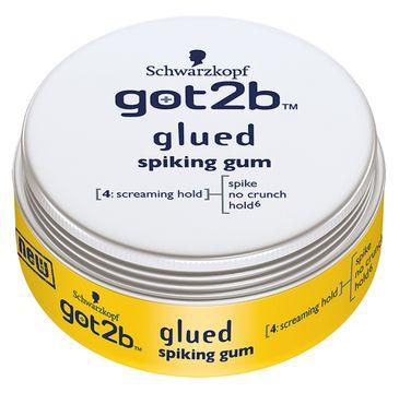 Got2b Glued Spiking guma do włosów utrwalenie 75 ml