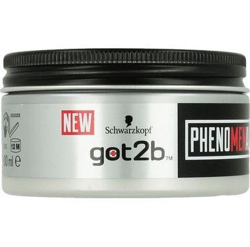 Got2b Phenomenal Męska pasta do stylizacji włosów 100 ml