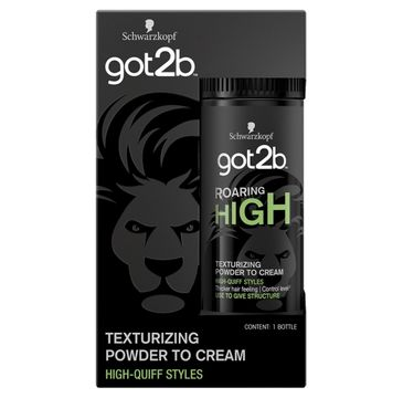 Got2b - puder do włosów Roaring High (15 g)