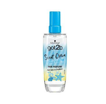 Got2B Scent Crown Hair Perfume perfumowany spray do w艂os贸w Ocean Vibe 75ml