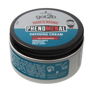 Got 2b Phenomenal krem konturujący do włosów i brody 100 ml