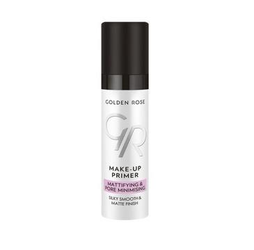 Golden Rose MakeUp Primer – baza matująca i zmniejszająca widoczność porów (30 ml)