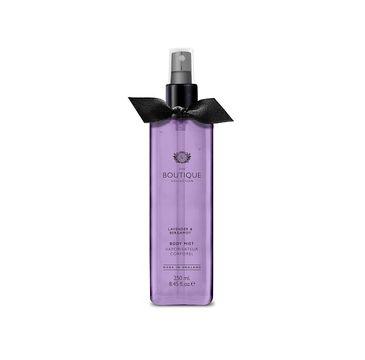 Grace Cole Boutique Body Mist mgiełka do ciała Lavender & Bergamot 250ml