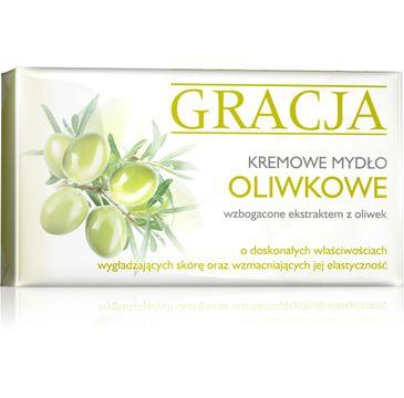 Gracja mydełko w kostce do każdego typu skóry oliwkowe 100 g