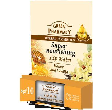 Green Pharmacy balsam do ust Super Nourishing  3,6 g
