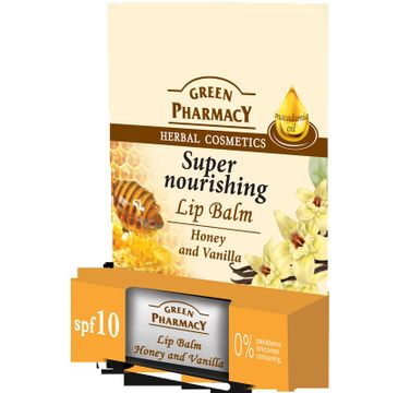 Green Pharmacy balsam do ust Super Nourishing  3,6 g
