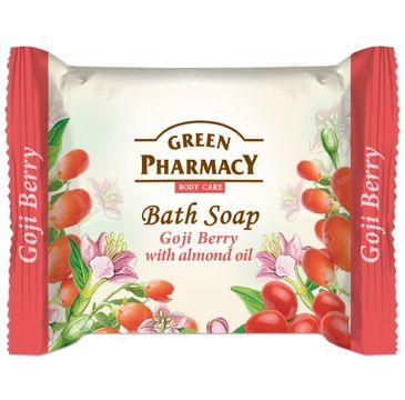 Green Pharmacy Body Care Goji Berry mydło do każdego typu skóry delikatne w kostce 100 g