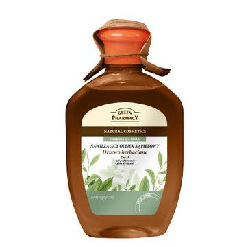 Green Pharmacy olejek kąpielowy drzewo herbaciane 250 ml