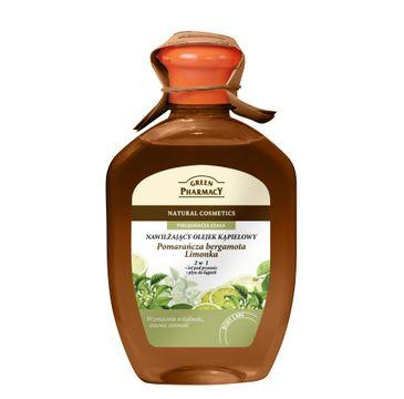Green Pharmacy olejek kąpielowy pomarańcza bergamota limonka 250 ml